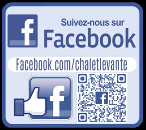 Facebook Chalet El Levante, Rejoignez sur Facebook, chalet el levante, location chalet gourette